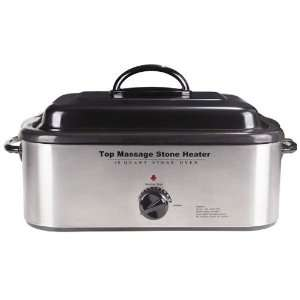 Royal Massage 18 Quart Hot Stone Heater Health & Personal
