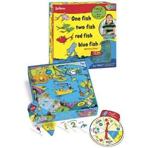 Dr. Seuss One Fish Two Fish Game Toys & Games