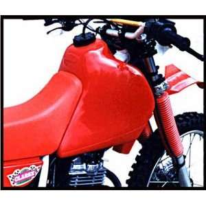 Gas Tanks Honda XR250R (86 95) 4.2 gal.   Red #11307 Automotive