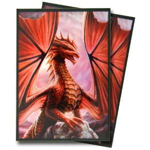 50 Dragons Lair Magic Deck Protectors Mtg Card Sleeves