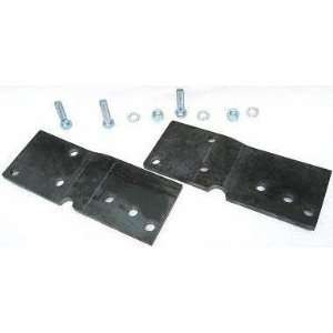74 93 DODGE RAMCHARGER STEP BUMPER MOUNT KIT SUV (1974 74 1975 75 1976