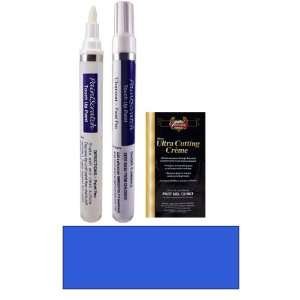 Mirabeau Blue Pearl Paint Pen Kit for 2012 Hyundai Genesis Coupe (NHA
