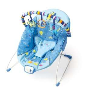 Bright Starts Elephant March Bouncer Baby