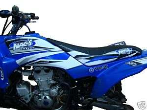 Nacs Racing atv graphics kit YFZ450 yfz blue/wh nacs