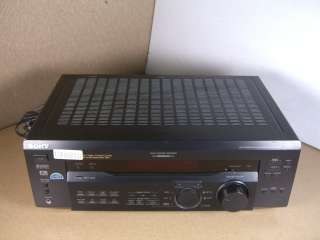 Sony STR SE501 Home Theater Receiver