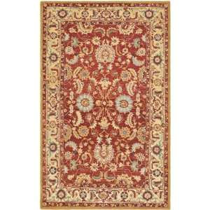 Safavieh Chelsea Hk805a Red / Ivory 2 6 X 4 Area Rug