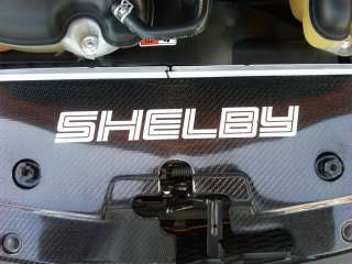 Under Hood / Dash Shelby cobra mustang Decals decal