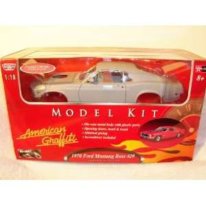MotorMax 118 Scale American Graffiti 1964 1/2 Ford