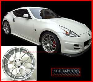5x114.3 Staggered Concave Wheel Nissan 350Z 370Z Infinity G35 Coupe