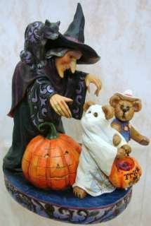 BOYDS BEARS Elsa Witchington RESIN Halloween 4016472
