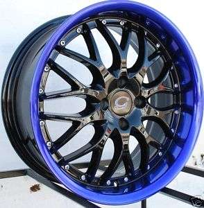 18 WHEELS RIM 4X100 CIVIC INTEGRA MIATA DEL SO XB GOLF