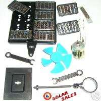 Solar Power Panel Kit Education Science Solar cell fan