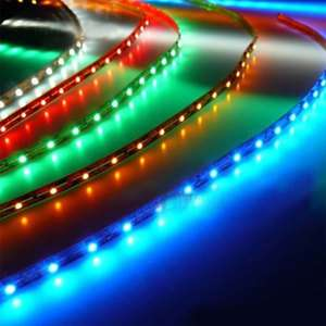16.4ft 5m 300P SMD LED RGB 5050 Flexible Strip SMD IR Remote US seller