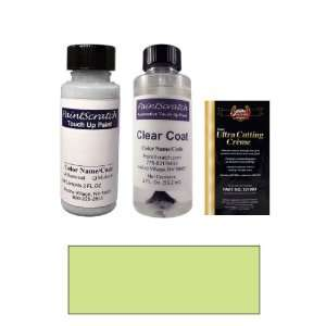 Oz. Citron Green Metallic Paint Bottle Kit for 2004 Mercedes Benz CL