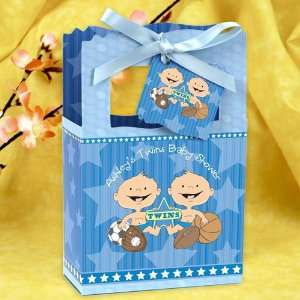 All Stars   Classic Personalized Baby Shower Favor Boxes Toys & Games