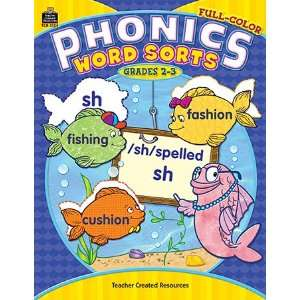 RESOURCES FULL   COLOR PHONICS WORD SORTS 2   3