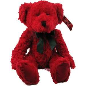 Russ Redford 16 Red Holiday Plush Teddy Bear Toys