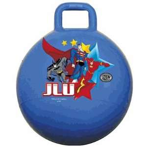 Justice League Hopper Ball (White Box) Toys & Games