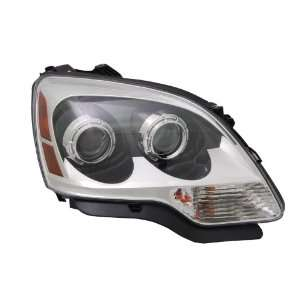 TYC 20 6891 90 GMC Acadia Right Replacement Head Lamp