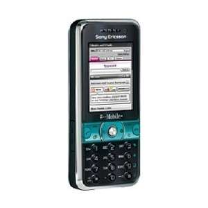 New Sony ericsson K660 Cyan on black Unlocked GSM Phone