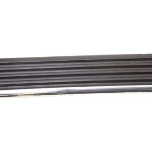 Black with Chrome Insert Exterior Truck Body Side Molding Automotive
