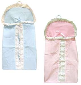 Baby Diaper Stacker + Hanger Blue Pink ASSORTED NEW TAG