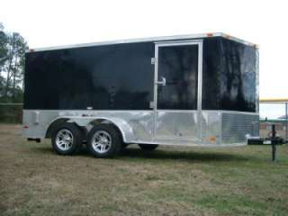 motorcycle enclosed trailer cargo ATP sport motorcycle package NEW