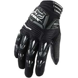 Fox Racing Youth Pawtector Gloves   2009   Youth Medium