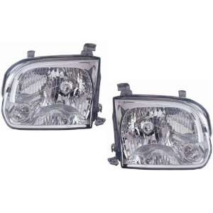 Toyota Sequoia/Tundra Replacement Headlight Assembly   1