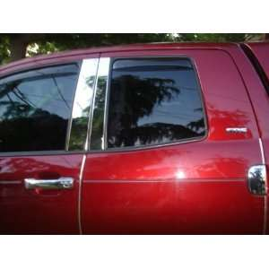 2007 2011 Toyota Tundra Chrome Pillar Post Covers