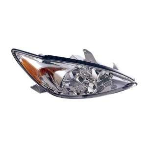 Toyota Camry Passenger Side Replacement Headlight