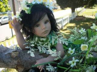 CONTEST WINNER Reborn Fairy doll girl So Sweet Donna RuBert