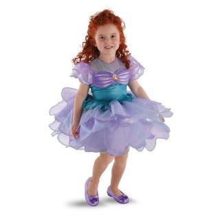 Disney Princess Ariel Ballerina Toddler Costume Mermaid