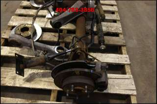 94 95 1994 1995 FORD MUSTANG 8.8 DISC BRAKE REAR AXLE END ASSEMBLY 3