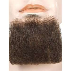 Goatee Human Hair 3 Point by Lacey Costume Wigs Beauty