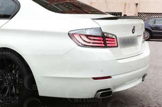 Carbon Fiber Mix  Painted BMW F10 Performance Type Trunk Spoiler