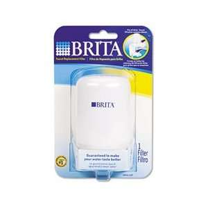 Brita Water Filter For Faucet, White