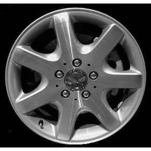 98 04 MERCEDES BENZ SLK230 slk 230 ALLOY WHEEL RIM 16 INCH