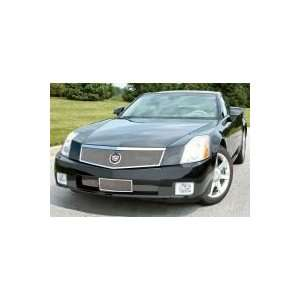 Cadillac XLR 2 PC Front Mesh Grille   Chrome Grille Grill