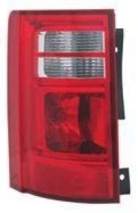 2008 2009 Dodge Caravan & Grand Caravan Tail Light   Driver Side
