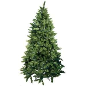 Good Tidings Calgary Spruce Artificial Prelit Christmas Tree, 9ft Tall