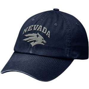 Nike Nevada Wolf Pack Navy Blue Heritage 86 3D Tailback