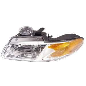 CHRYSLER / DODGE /PLYMOUTH TOWN & COUNTRY / VOYAGER PAIR HEADLIGHT 00