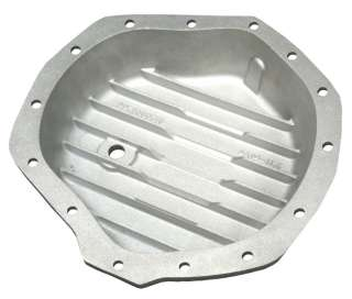 Differential Cover   Raw 01 12 Chevy Silverado & GMC Sierra HD Truck