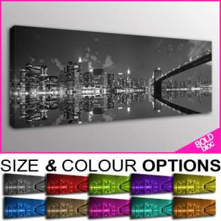 PREMIUM   New York City Skyline   10 COLOURS / SIZES