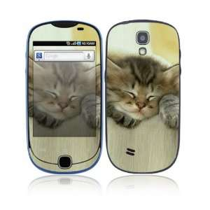 Kitty Decorative Skin Cover Decal Sticker for Samsung Gravity Smart