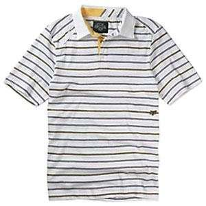 Fox Racing Shifty Polo   Large/White Automotive