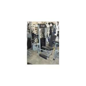 Apex Fitness Leg Extension Commercial Machine Used