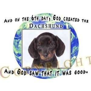 Dachshund Mouse Pad Dog Mousepad Creation Kitchen