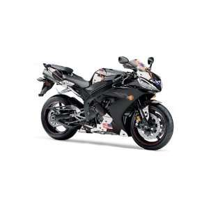 2005 Yamaha R1. Street Bike Graphic Decal Wrap Kit   T Automotive